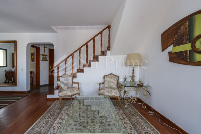 Cobertura duplex para locação e venda com 274m² - Moema, SP. - Foto 5
