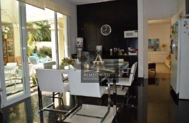 Maravilhosa Casa para Locação com 4 Suítes e 850 m² de Área Construída em Alphaville - Res - Foto 5