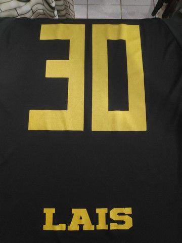Nomes e números na camisa de time! - Foto 2
