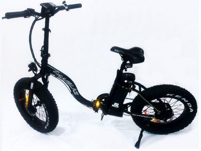 Bike Elétrica para Bike food