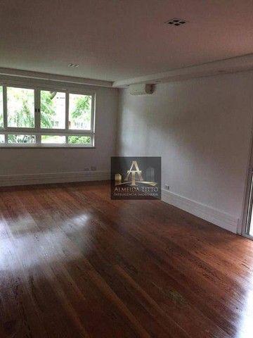 Casa com 4 dormitórios para alugar, 430 m² por R$ 13.500,00/mês - Alphaville 01 - Barueri/ - Foto 8