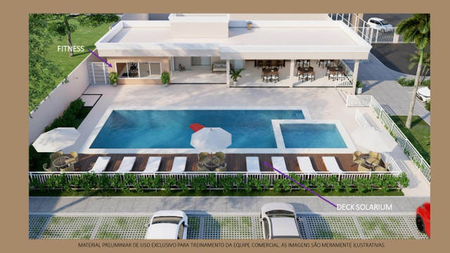 condominio fit one residence, lançamento lua nova. - Foto 3