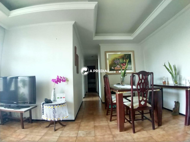 Apartamento à venda, 3 quartos, 2 suítes, 2 vagas, Benfica - Fortaleza/CE - Foto 11