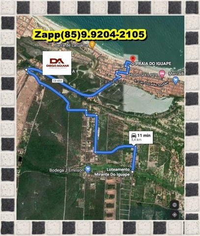 // Loteamento Mirante do Iguape \\ - Foto 2