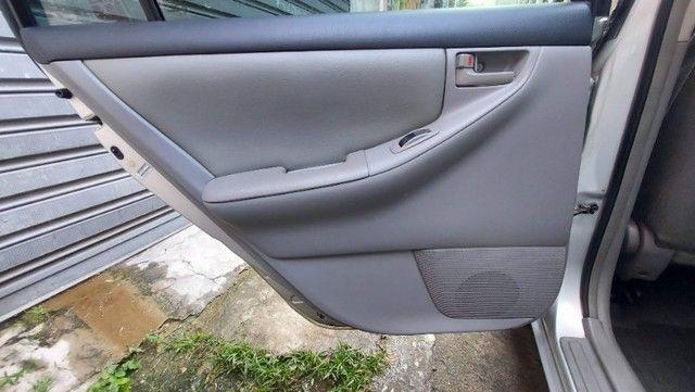 Toyota Fielder Top Xei couro+Gnv Aceito Troca Aceito Oferta - Foto 17