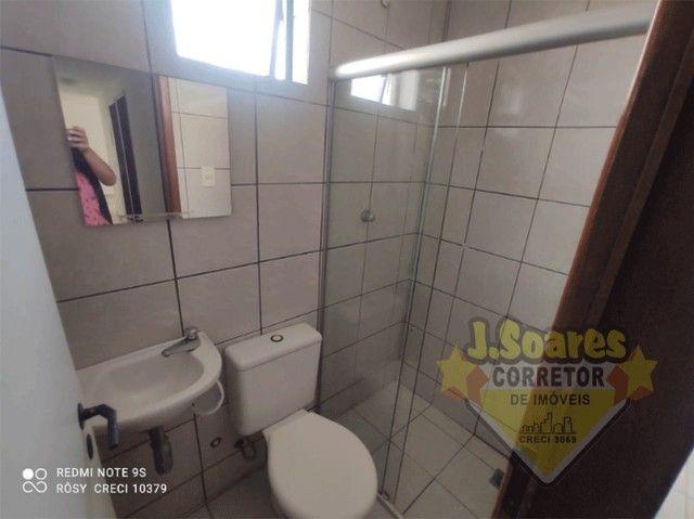Manaíra, 3 suítes, 85m², R$ 1.900 C/Cond, Aluguel, Apartamento, João Pessoa - Foto 10