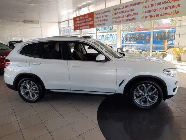 BMW X3 Xdrive20i 2.0 Biturbo - 2020 - Impecável C/ Apenas 9.000km - Foto 7