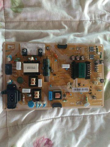 Placa da fonte da tv Samsung modelo CY- VK049BGLV4 G