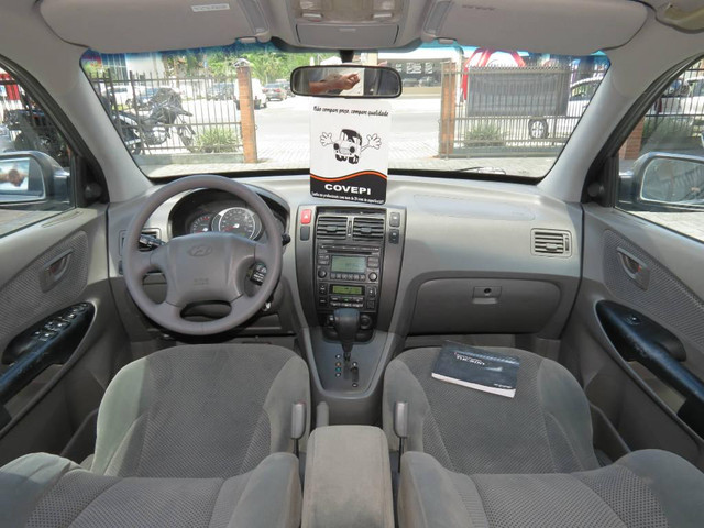 Hyundai Tucson GLS 2.0  - Foto 3