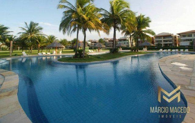 Apartamento com 4 suítes à venda, 200 m² por R$ 1.490.000 - Porto das Dunas - Aquiraz/CE - Foto 19