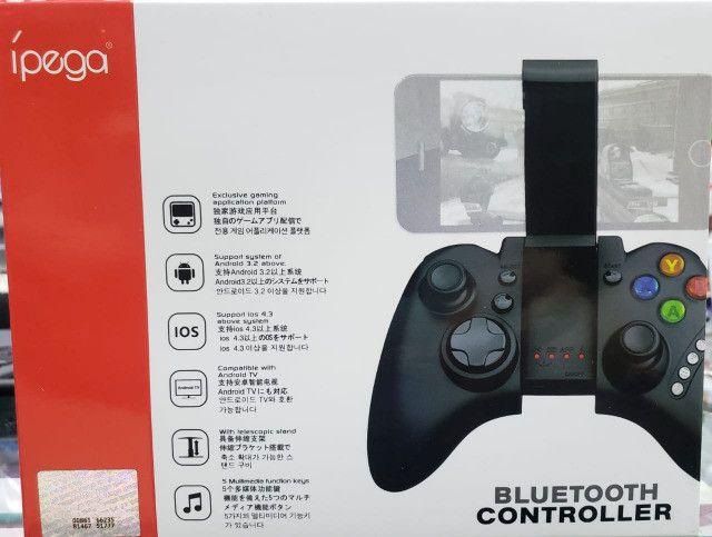 Controle Gamer Ipega Varios modelos para Celular ou Tablet - Foto 3
