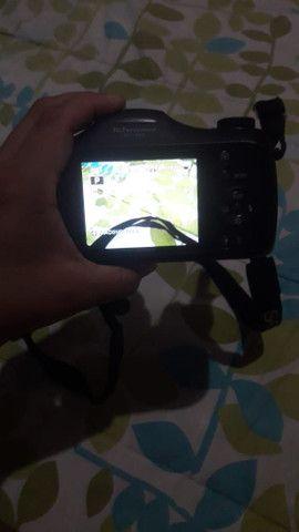 Câmera semi profissional Sony cyber shot! - Foto 4