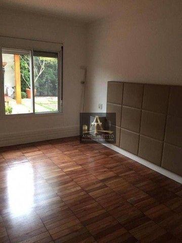 Casa com 4 dormitórios para alugar, 430 m² por R$ 13.500,00/mês - Alphaville 01 - Barueri/ - Foto 13