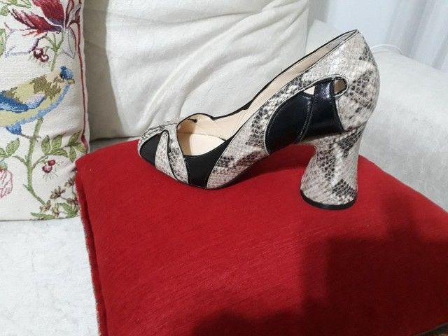 Sapato Novo Jorge Alex Premium - Foto 2