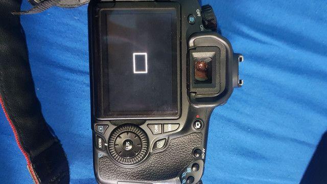 Câmera Canon 60d (corpo e acessórios) - Foto 3