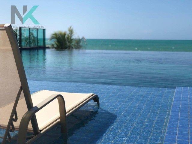 Apartamento com 3 dormitórios à venda, 114 m² por R$ 811.023,29 - Guaxuma - Maceió/AL - Foto 3