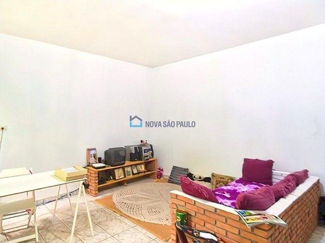 Amplo sobrado residencial/comercial para locação localizado na Vila Guarani - Foto 3