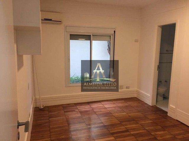 Casa com 4 dormitórios para alugar, 430 m² por R$ 13.500,00/mês - Alphaville 01 - Barueri/ - Foto 12