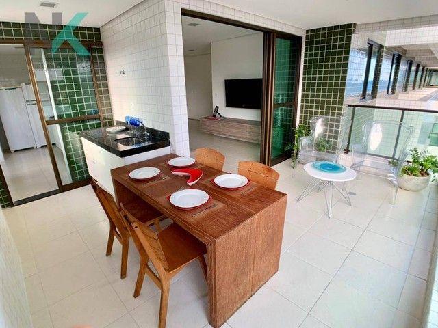 Apartamento com 3 dormitórios à venda, 114 m² por R$ 811.023,29 - Guaxuma - Maceió/AL - Foto 16