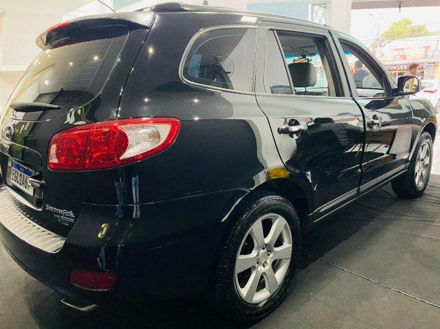 Hyundai Santa Fé V6 4X4 Aut 2008   - Foto 5