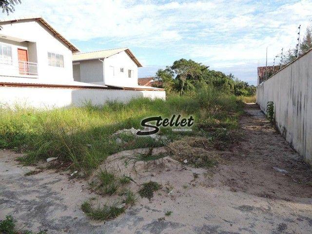 Terreno em rua asfaltada com 434m² no Praia Mar em Rio das Ostras - Foto 3