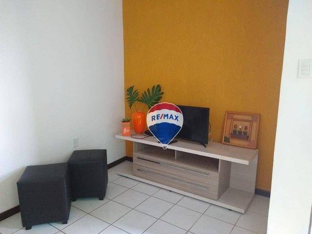 Apartamento com 2 dormitórios para alugar, 65 m² por R$ 1.600/mês - Boa Vista - Garanhuns/ - Foto 3