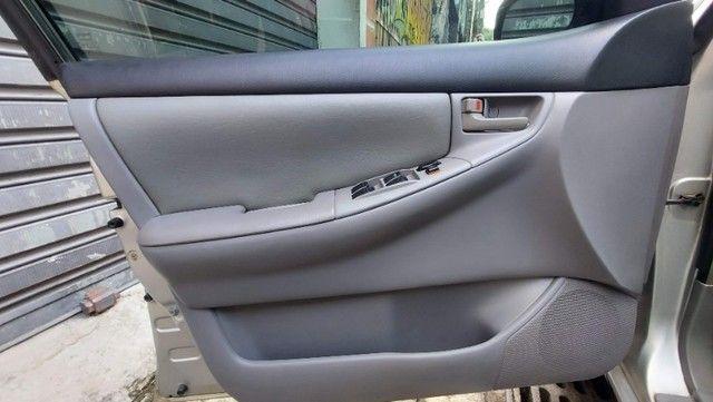 Toyota Fielder Top Xei couro+Gnv Aceito Troca Aceito Oferta - Foto 10