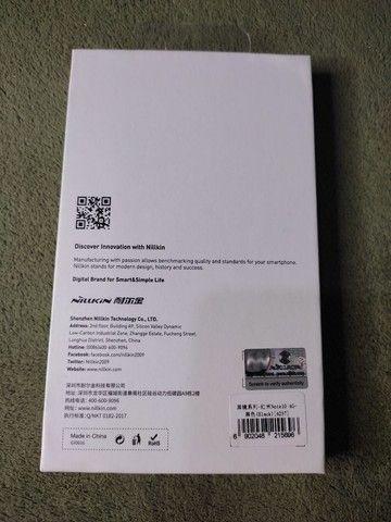 Caso Xiaomi Redmi note 10 c/ proteção da câmera slide - nillkin camshield  - Foto 5