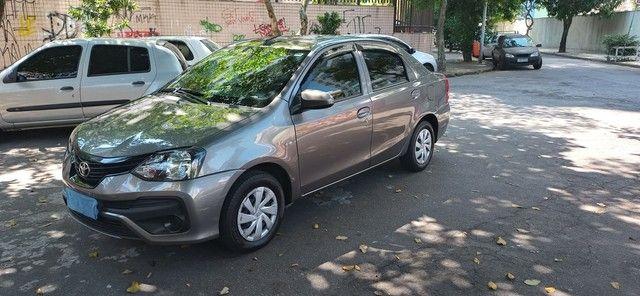 Étios Sedan automático 1.5 / 2020 GNV geração 5 - Foto 4