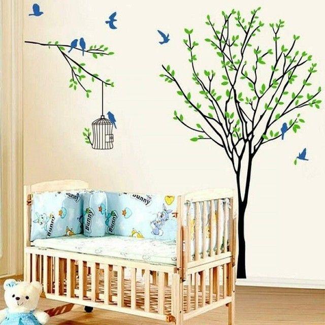 desenhos  pinturas    decoracao  quarto  infantil - Foto 6
