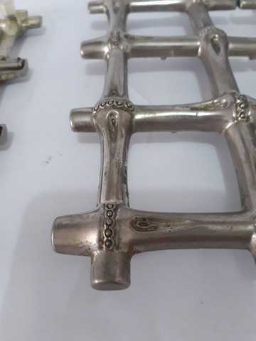 2 Descanso de panela banhado em Prata  - Foto 6