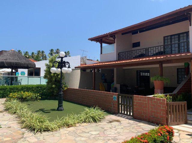 Casa Cinco Suítes a Beira Mar. (Mobiliada).