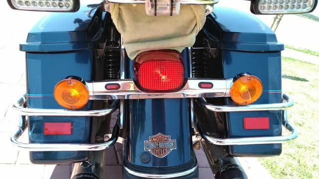 Harley Davidson Electra Glide Ultra Classic 2004. - Foto 5