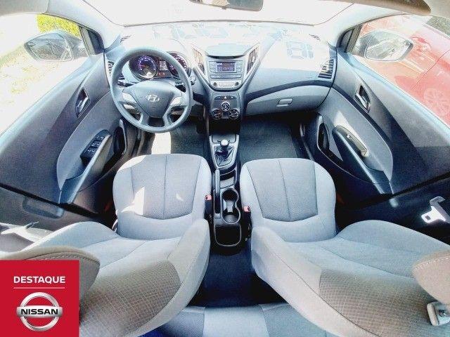 Hyundai HB20S 1.0 Manual 2018 Preto - Foto 6