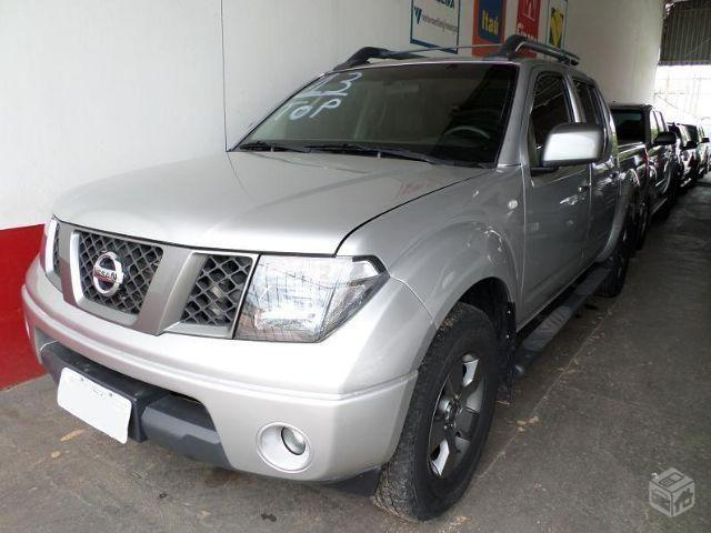 NISSAN FRONTIER ATTACK 2.5 4X4