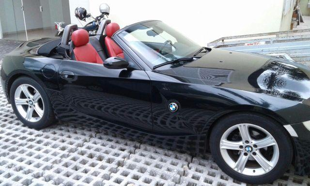 Bmw Z4 Convers 237 Vel 2007 Carros Lagoinha Uberl 226 Ndia Olx