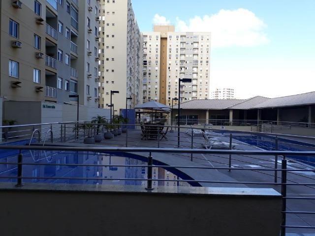 Apartamento NOVO 2 quartos villagio campo grande perto do estadio kleber andrade
