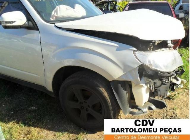 Peças Sucata Subaru Forester 2011 - Foto 2