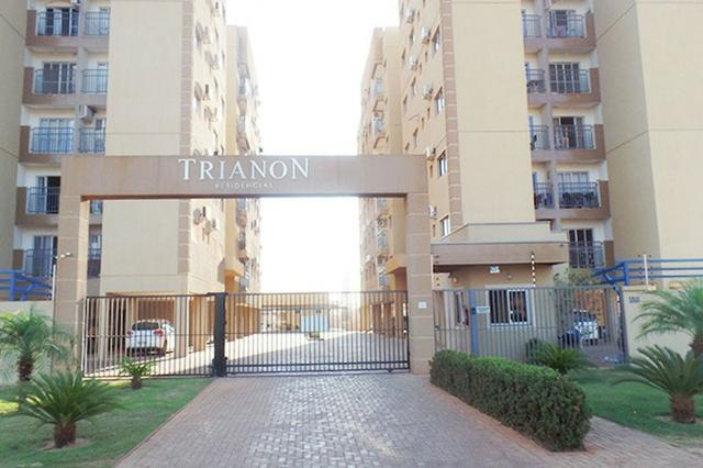 Residencial Trianon - Apartamento mobiliado