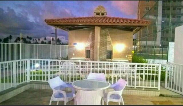 Viamonte Condomínio Clube 3/4 sendo 1 suíte e varanda