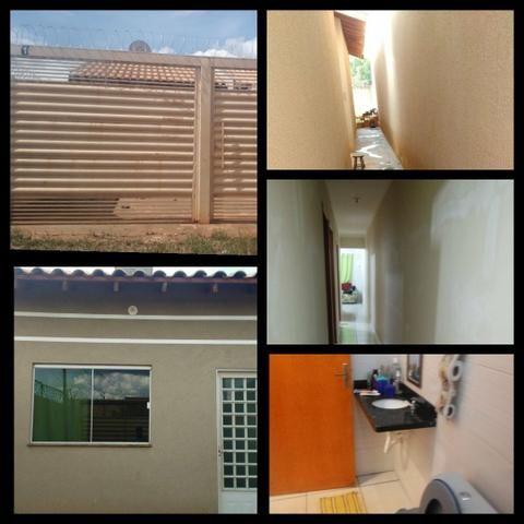 Casa Ja Financiada Nova Campo Grande com Quintal