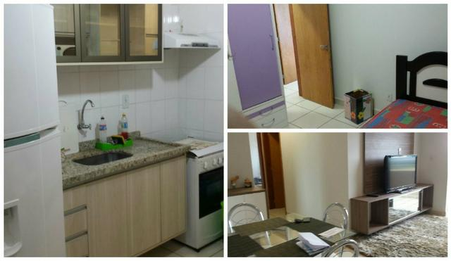 Apartamento Portal da AmaZonia II,02 quartos