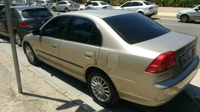 Honda Civic LX Aut1.7