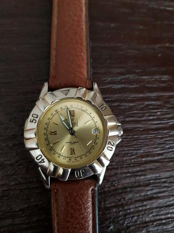 4d7b115a1 Relógio Dumond Feminino - original - Pulseira em couro - Bijouterias ...