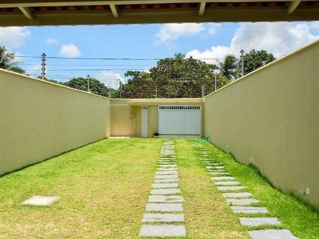 Lindas casas no centro do Eusébio, 4 QUARTOS 3 suítes - Foto 9