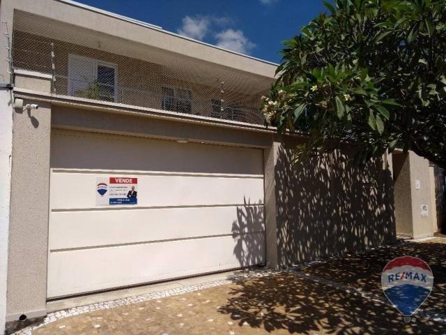 Casa 03 dormitórios, locação, Jardim Bela Vista III, Cosmópolis.