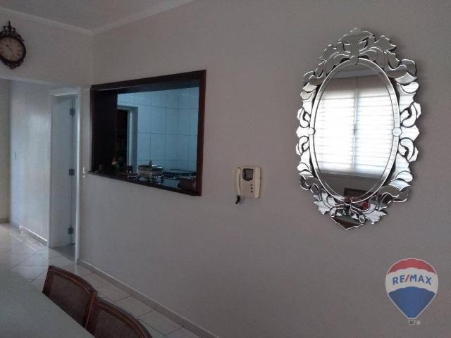 Casa 03 dormitórios, locação, Jardim Bela Vista III, Cosmópolis. - Foto 10