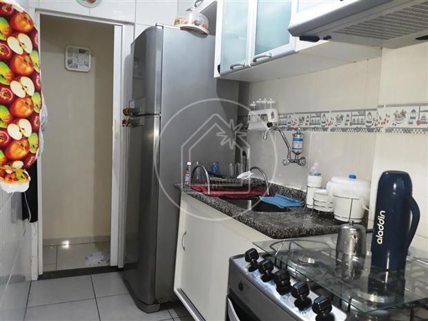 Apartamento à venda com 2 dormitórios em Cachambi, Rio de janeiro cod:857942 - Foto 12