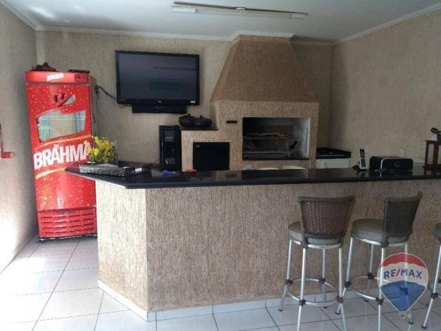 Casa 03 dormitórios, locação, Jardim Bela Vista III, Cosmópolis. - Foto 19