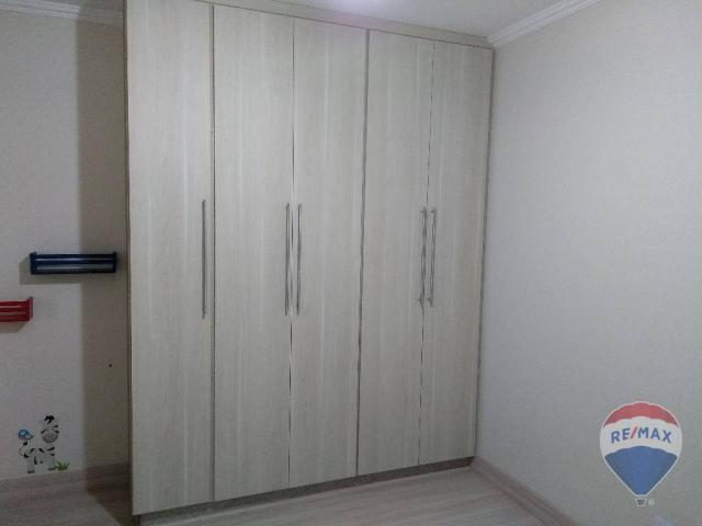 Apartamento Residencial Casa Blanca Todo reformado! Cosmópolis - Foto 14